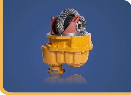 Earthmoving equipment Differentials